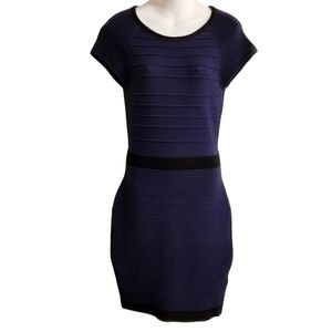 Rebecca Taylor Bandage Ribbed Stretchy Dress